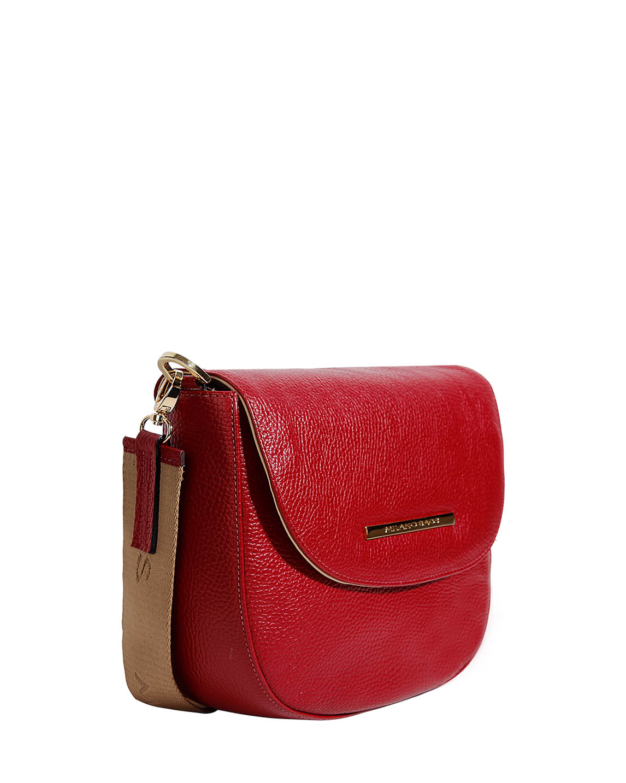 Cartera Satchel DS-2873 Color Rojo