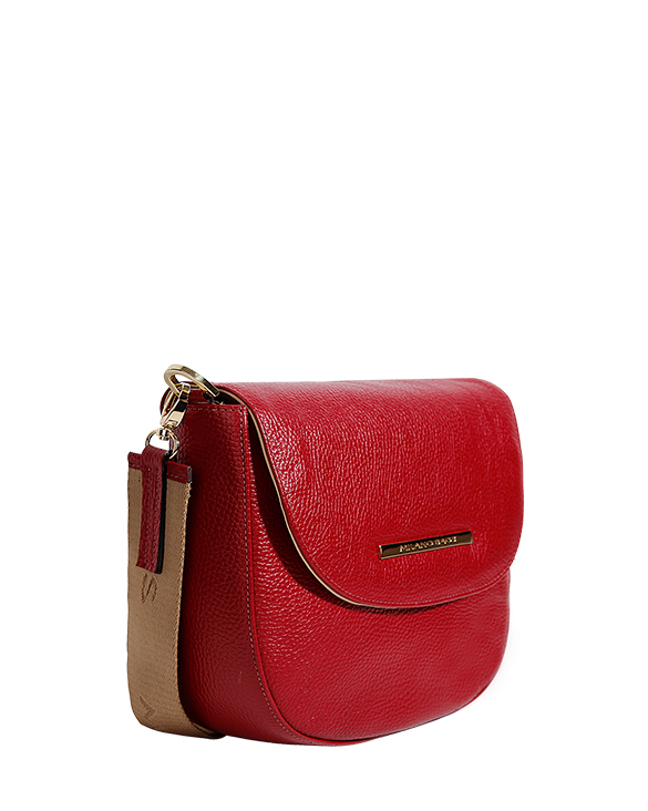 Cartera Satchel DS-2873 Color Rojo