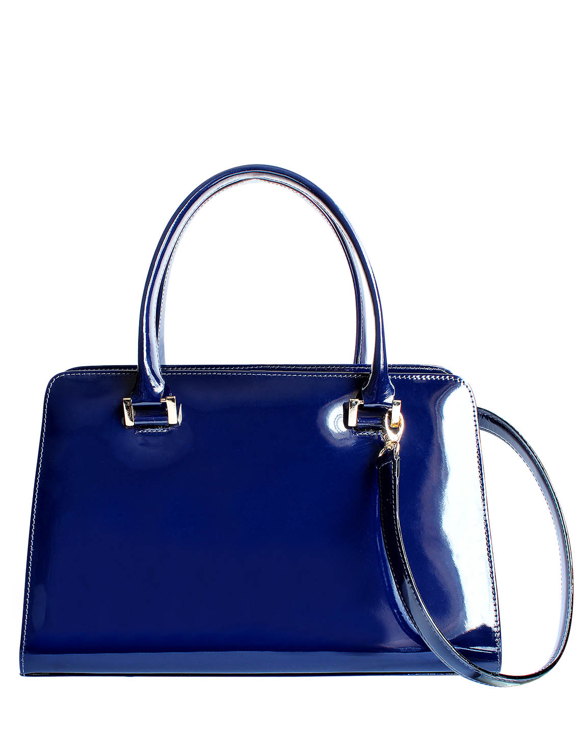 Cartera Satchel DS-3087 Color Azul