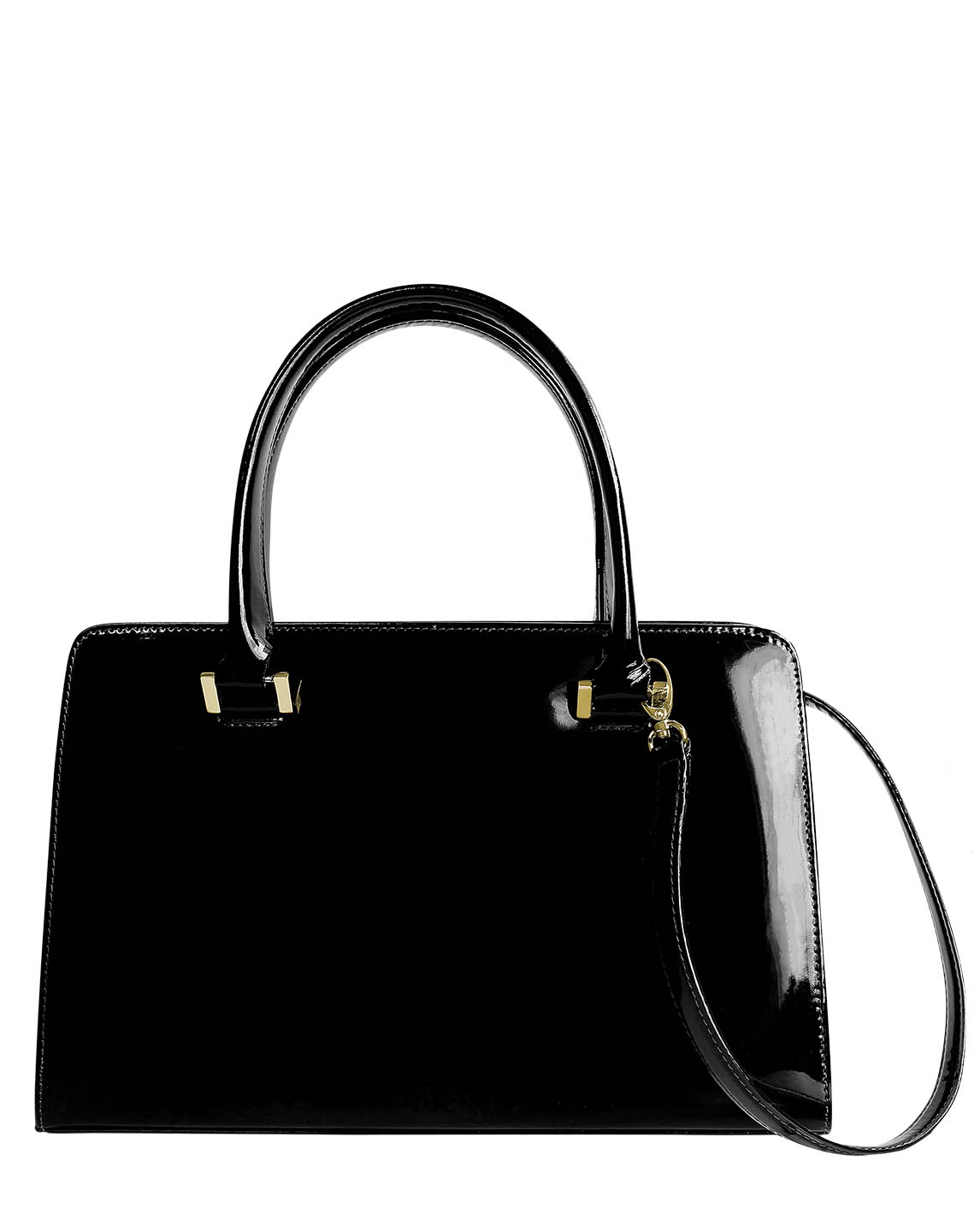 Cartera Satchel DS-3087 Color Negro