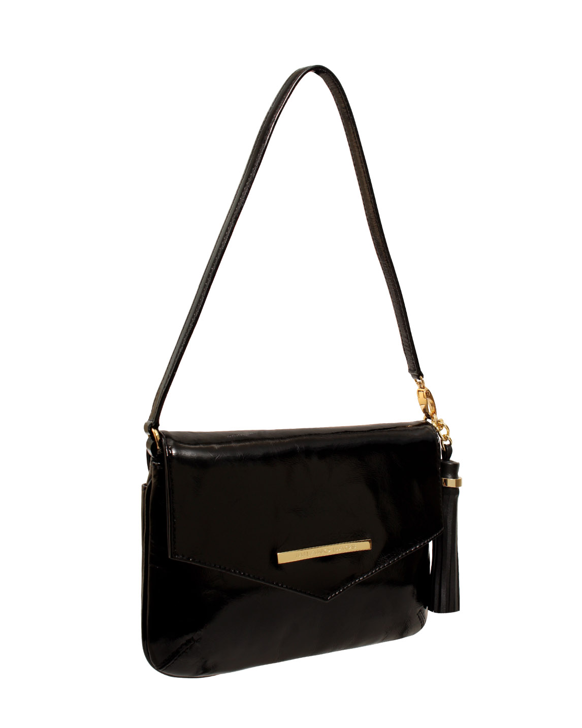 Cartera Satchel DS-3114 Color Negro