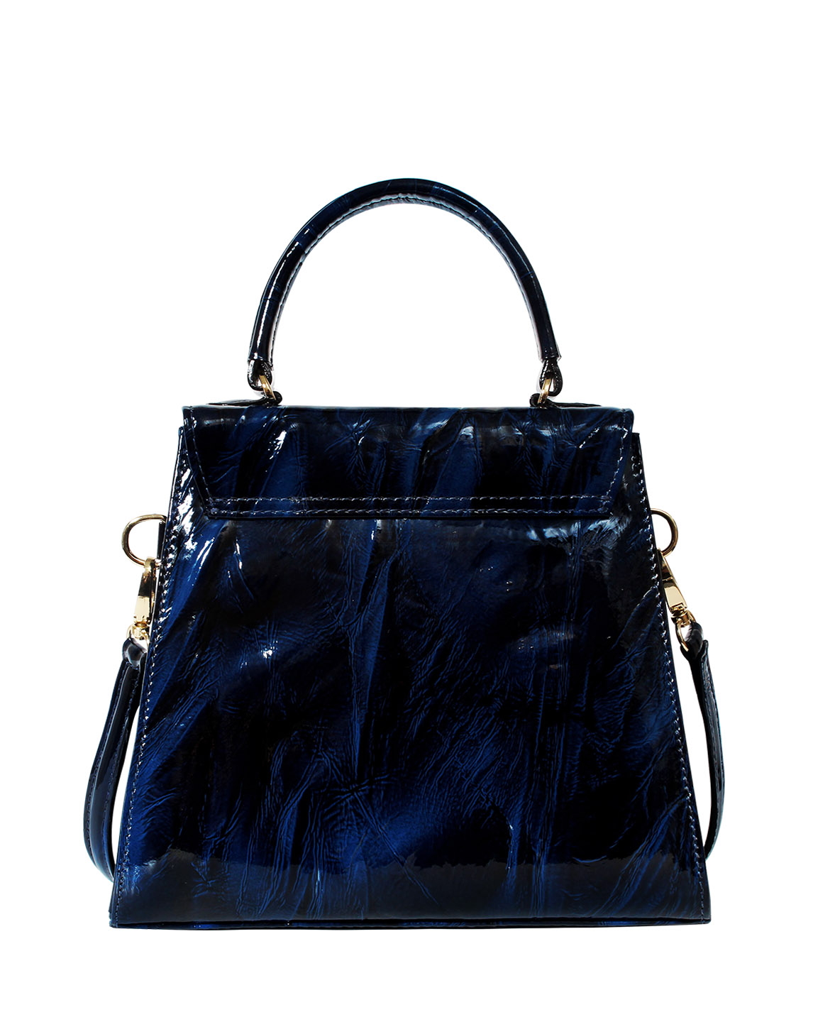 Cartera Satchel DS-3123 Color Azul
