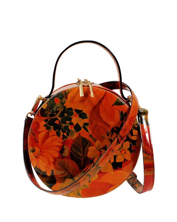 Cartera Satchel DS-3170 Color Naranja