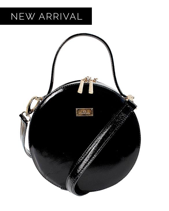 Cartera Satchel DS-3170 Color Negro