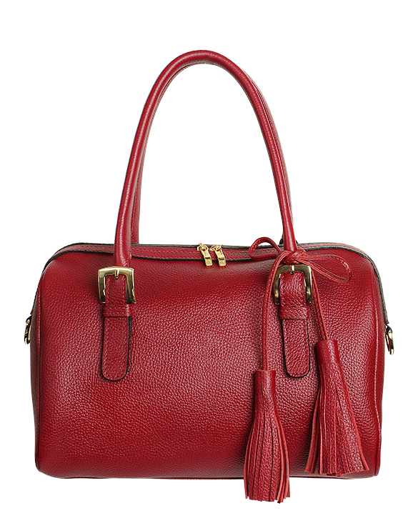 Cartera Shoulder Bag DS-2274 Color Rojo