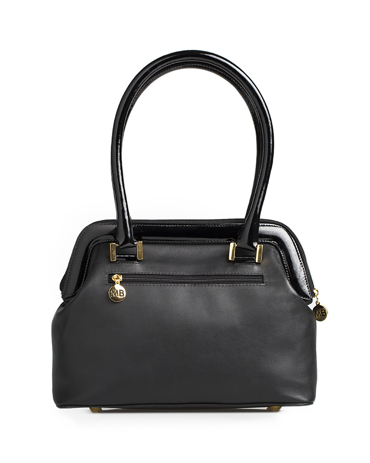 Cartera Shoulder Bag DS-2335 Color Negro