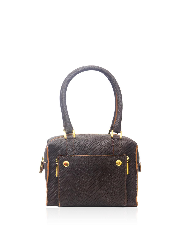 Cartera Shoulder Bag DS-2476 Color Marron