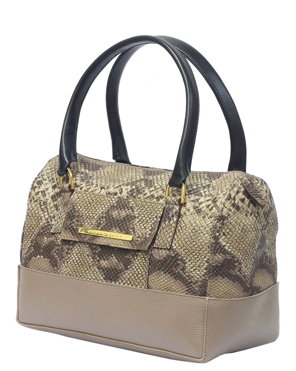 Cartera Shoulder Bag DS-2540 Color Visón