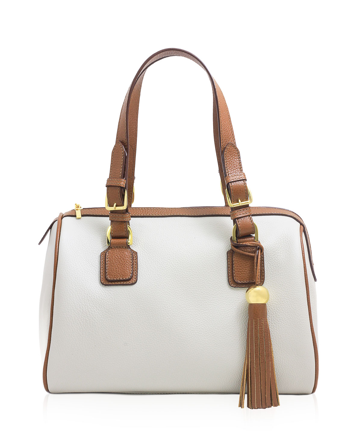 Cartera Shoulder Bag DS-2591 Color Blanco