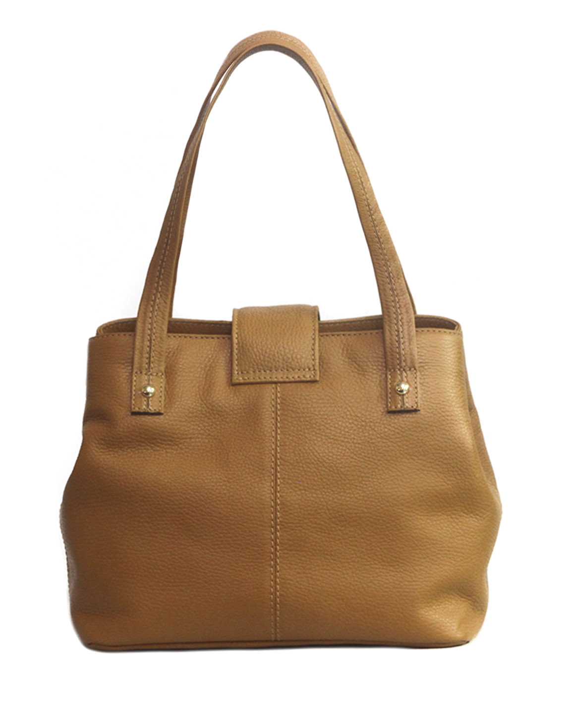 Cartera Shoulder Bag DS-2593 Color Amarillo