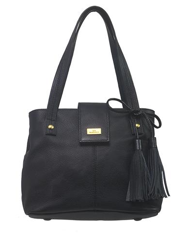 Cartera Shoulder Bag DS-2593 Color Negro