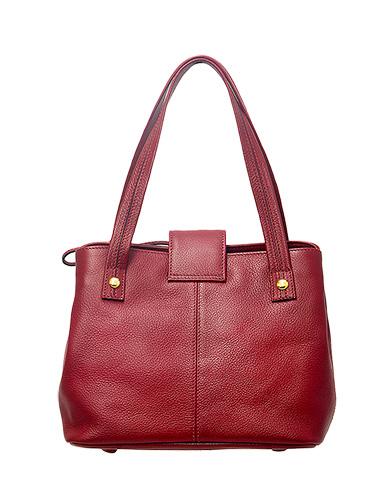 Cartera Shoulder Bag DS-2593 Color Rojo