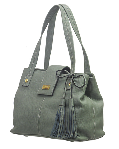 Cartera Shoulder Bag DS-2593 Color Verde