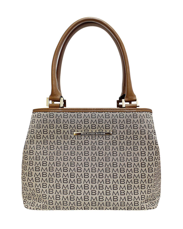 Cartera Shoulder Bag DS-2867LB Color Natural