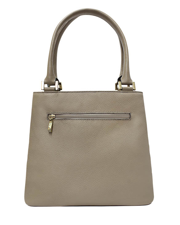 Cartera Shoulder Bags DS-2792 Color Visón