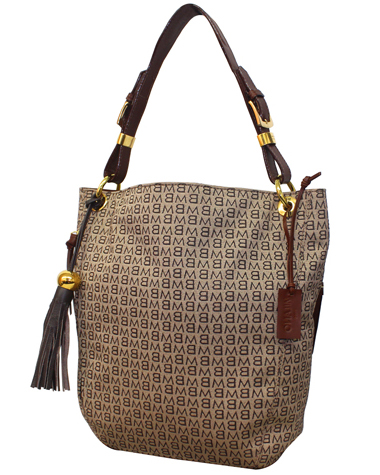 Cartera Tote Bag DS-1878 Color Natural