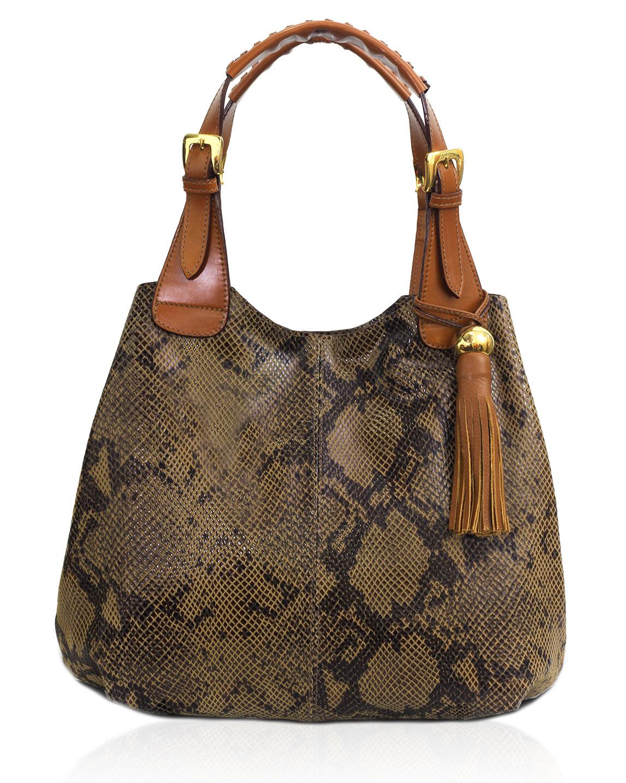 Cartera Tote Bag DS-2411 Color Marron