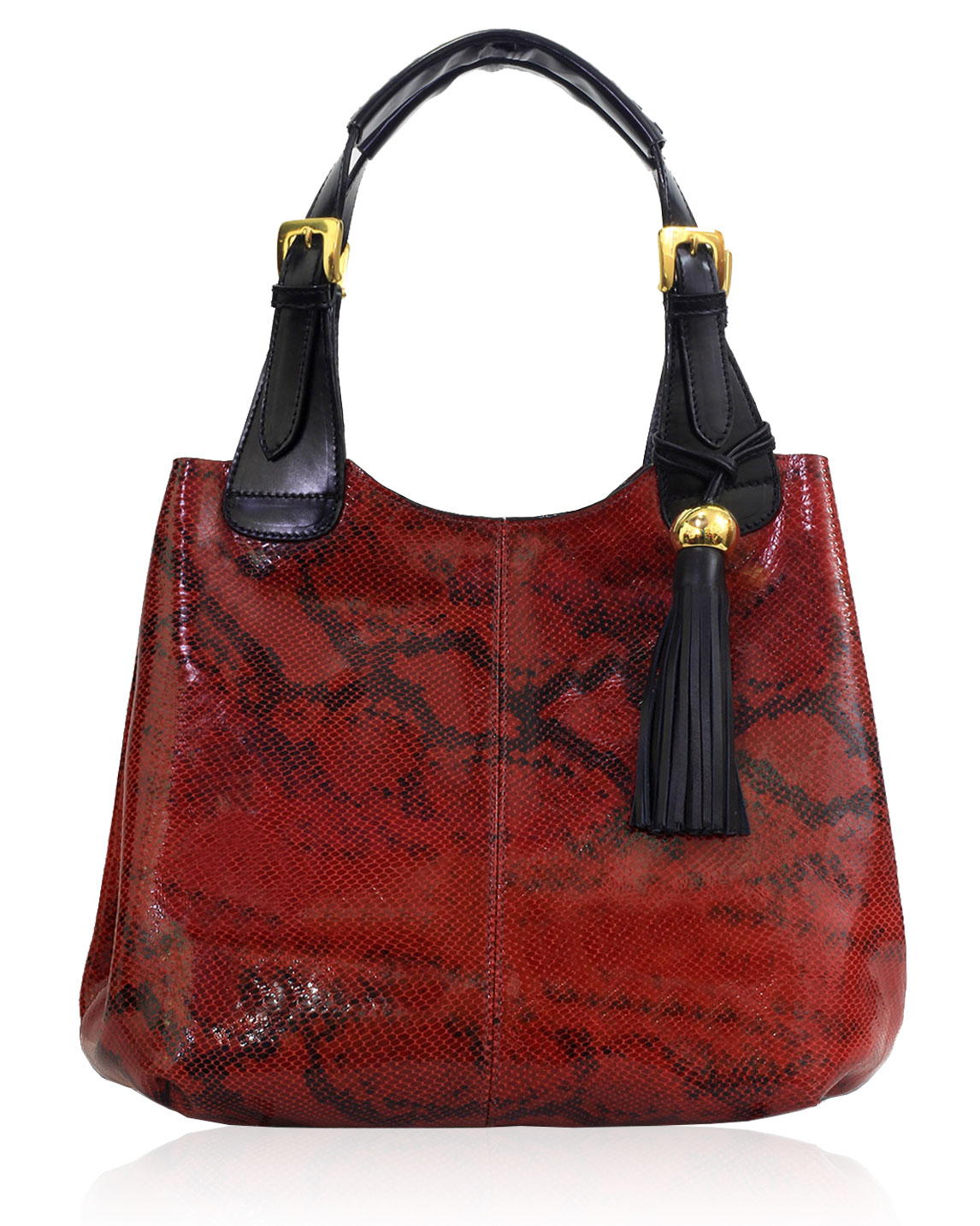 Cartera Tote Bag DS-2411 Color Rojo