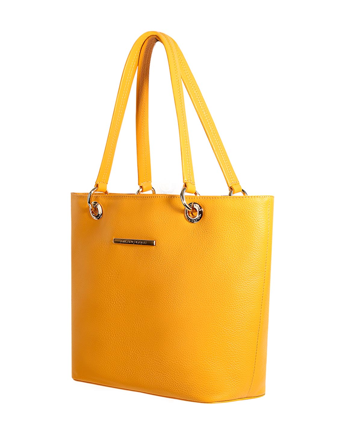 Cartera Tote Bag DS-2530 Color Amarillo