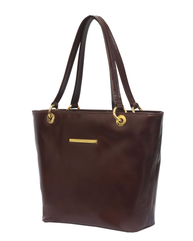 Cartera Tote Bag DS-2530 Color Marrón