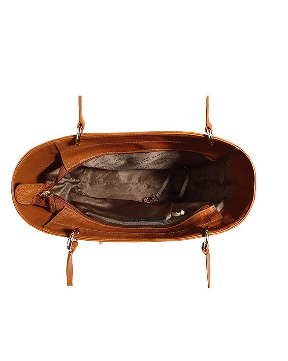 Cartera Tote Bag DS-2530 Color natural