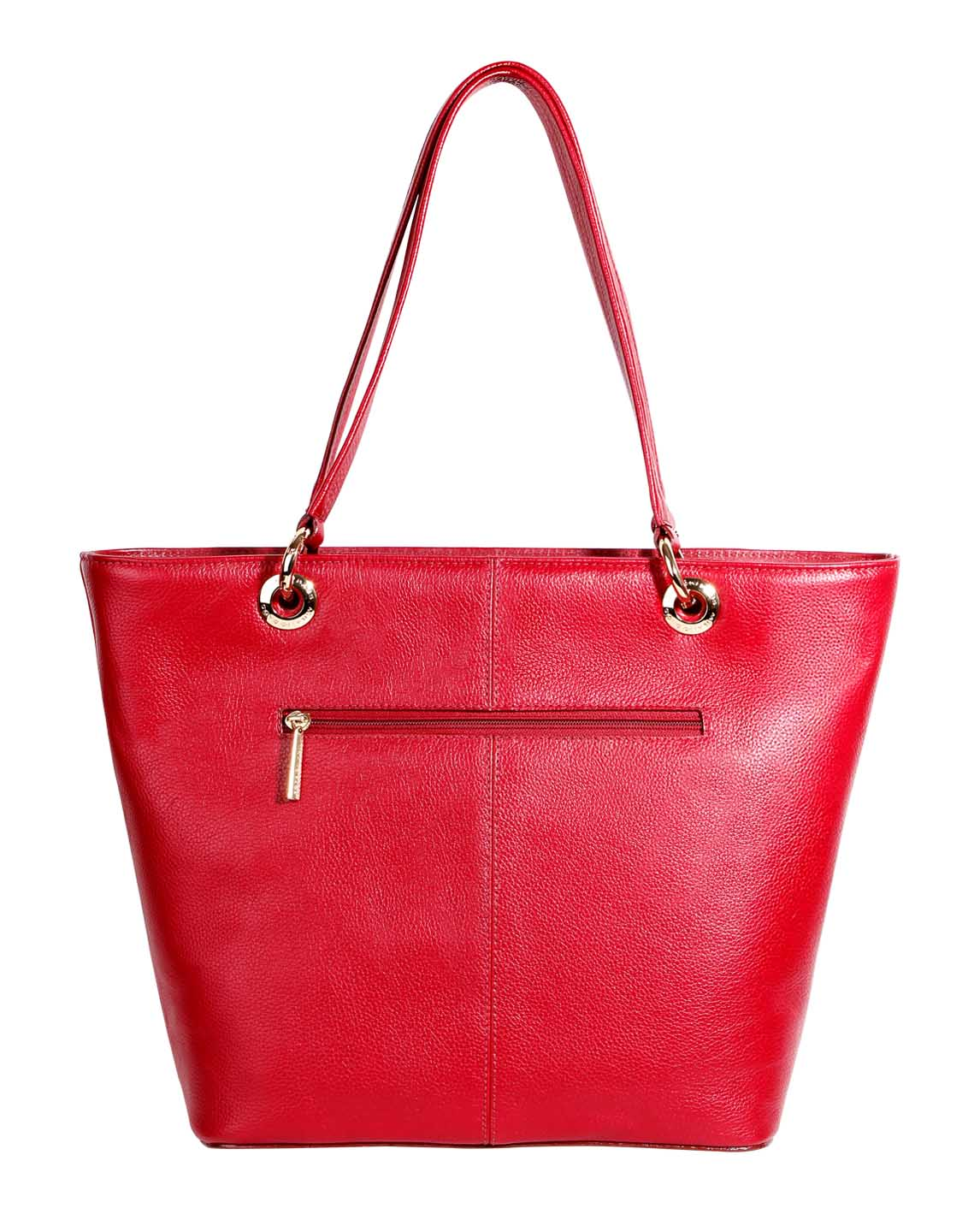 Cartera Tote Bag DS-2530 Color Rojo