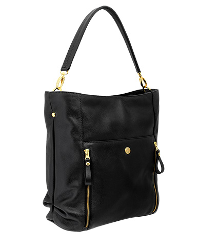 Cartera Tote Bag DS-2566 Color Negro