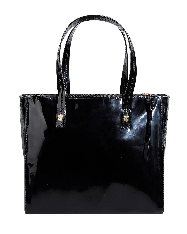 Cartera Tote Bag DS-2568 Color Negro