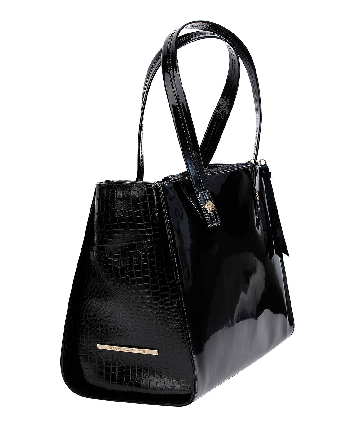 Cartera Tote Bag DS-2568 Color Negro