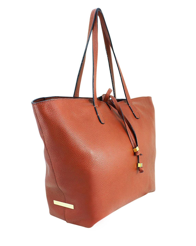 Cartera Tote Bag DS-2573 Color Naranja