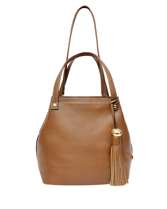Cartera Tote Bag DS-2582 Color Natural