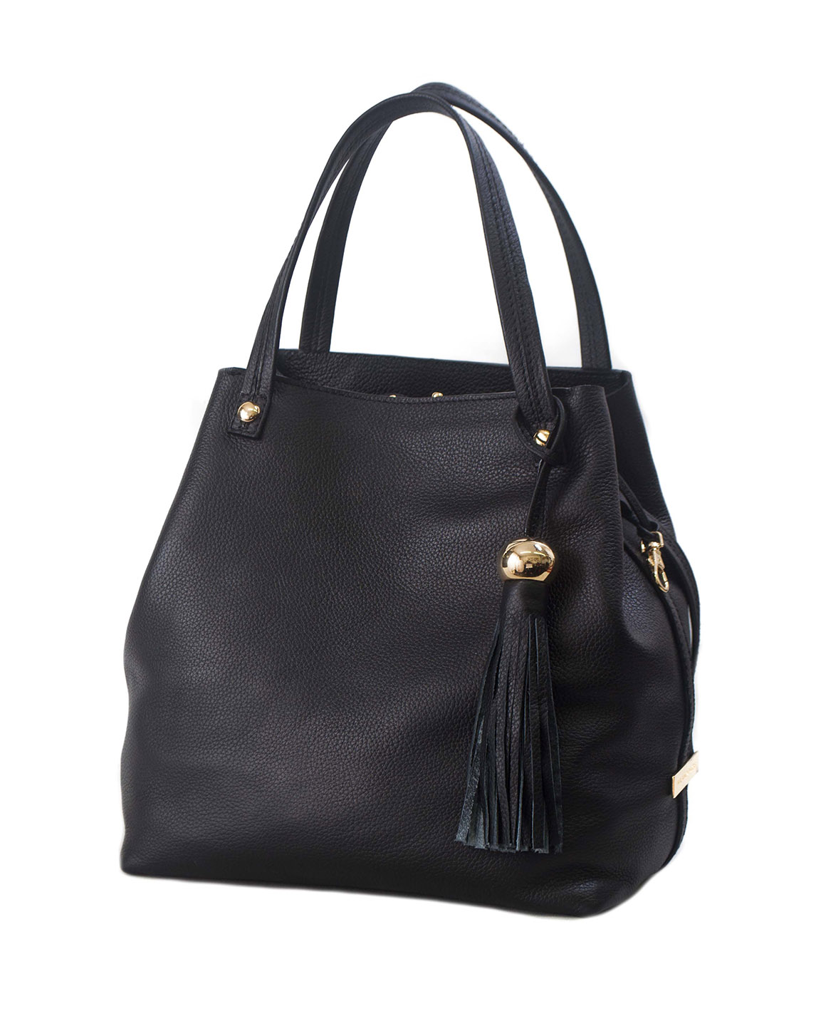 Cartera Tote Bag DS-2582 Color Negro
