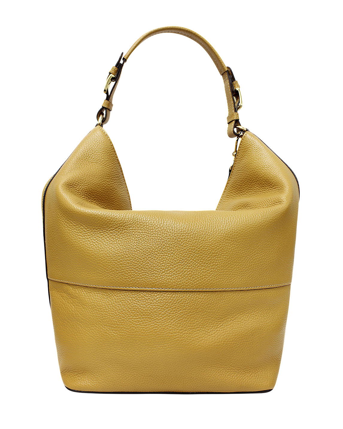 Cartera Tote Bag DS-2627 Color Amarillo