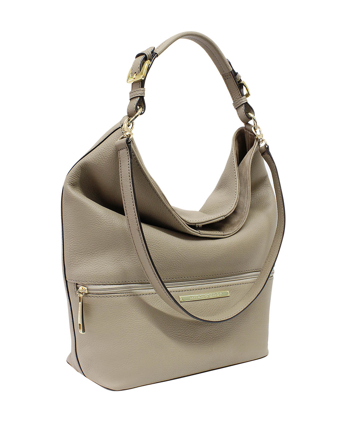 Cartera Tote Bag DS-2627 Color Visón