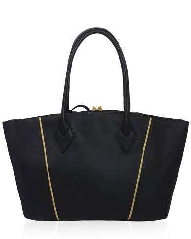 Cartera Tote Bag DS-2683 Color Negro