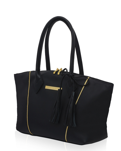 Cartera Tote Bag DS-2683 Color Negro