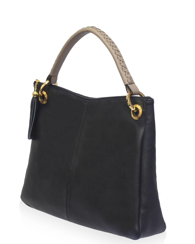 Cartera Tote Bag DS-2690 Color Negro