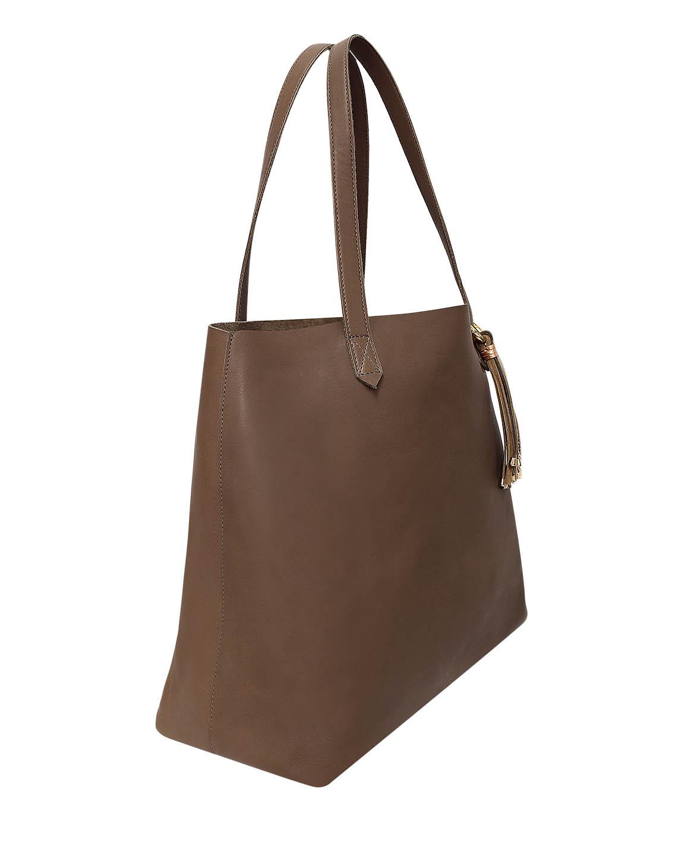 Cartera Tote Bag DS-2757 Color Marrón