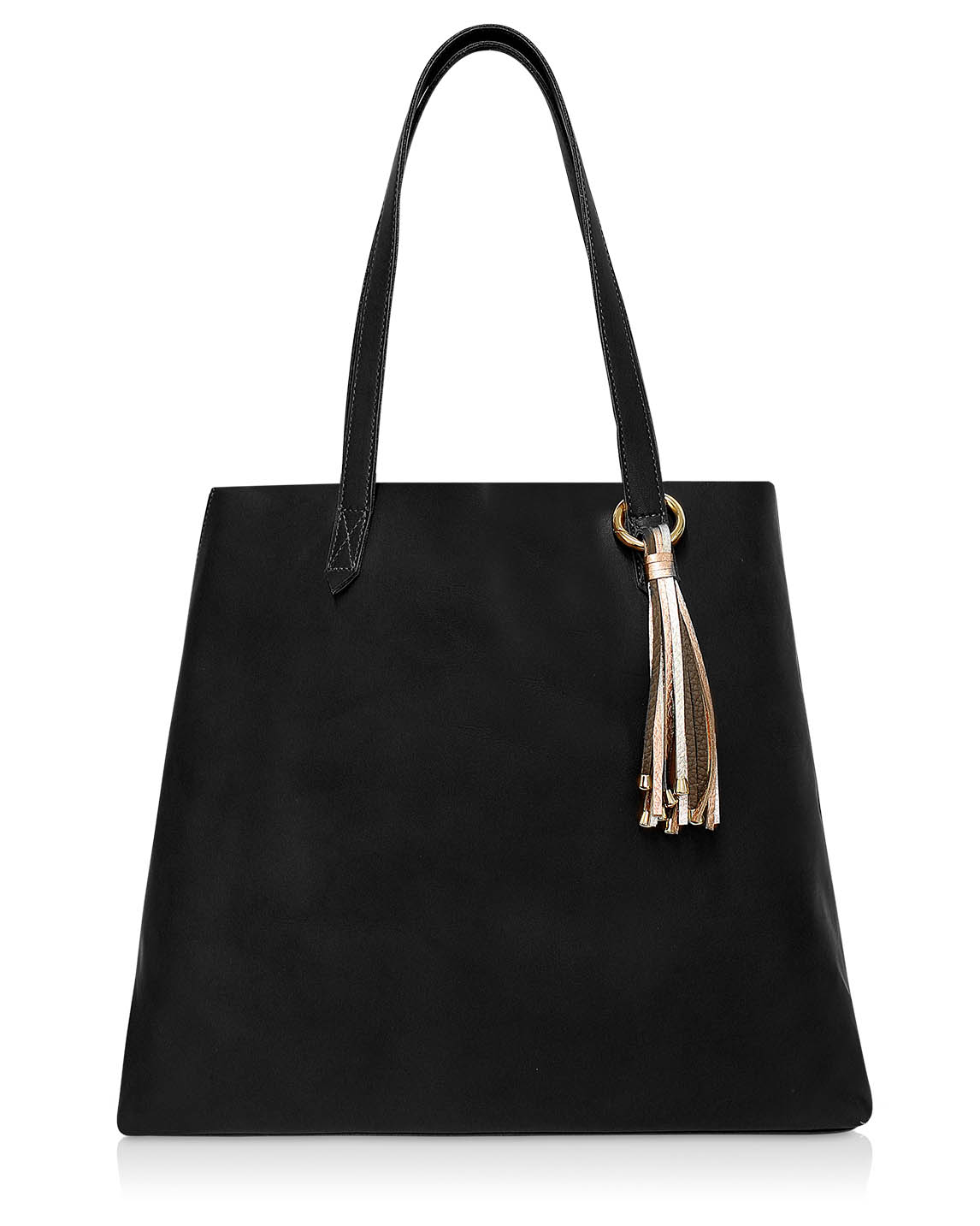 Cartera Tote Bag DS-2757 Color Negro
