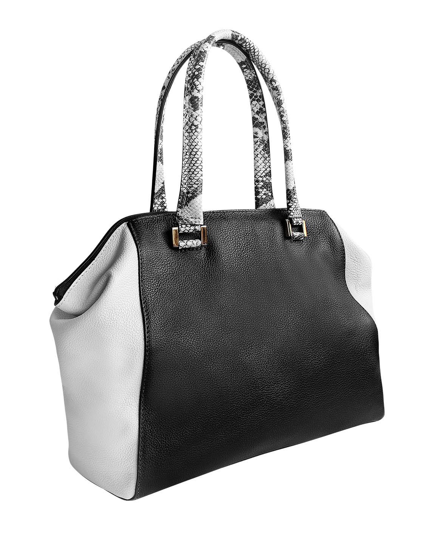 Cartera Tote Bag DS-2848 Color Negro