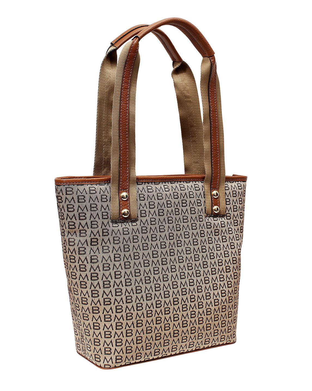 Cartera Tote Bag DS-2980LB Color natural