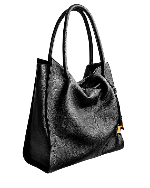 Cartera Tote Bag DS-3009 Color Negro