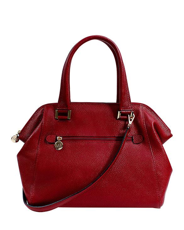 Cartera Tote Bag DS-3089 Color Rojo