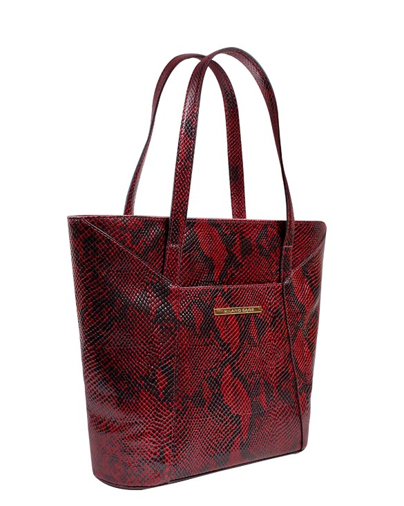 Cartera Tote Bag DS-3105 Color Rojo