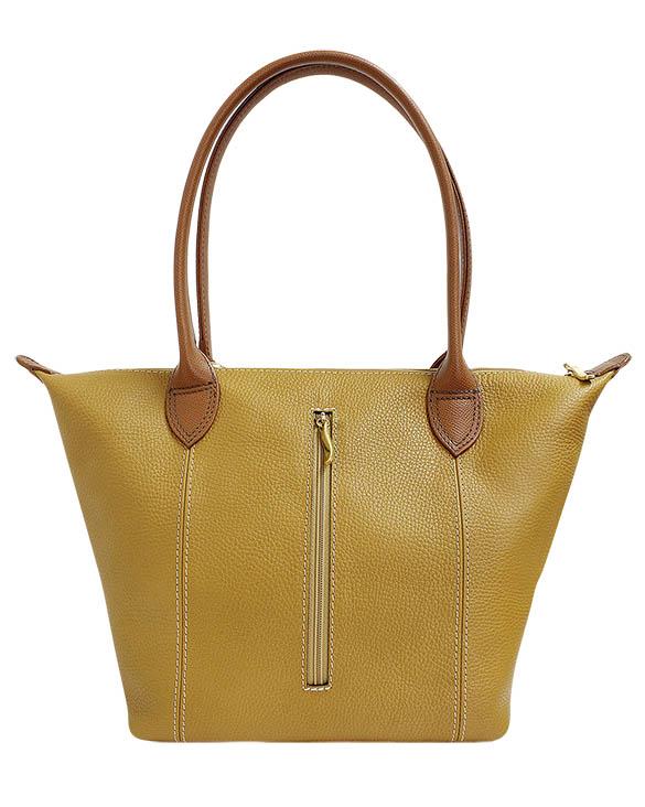 Cartera Tote Bags DS-2404 Color Amarillo