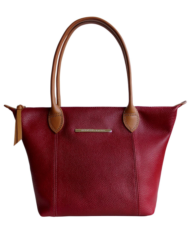 Cartera Tote Bags DS-2404 Color Rojo