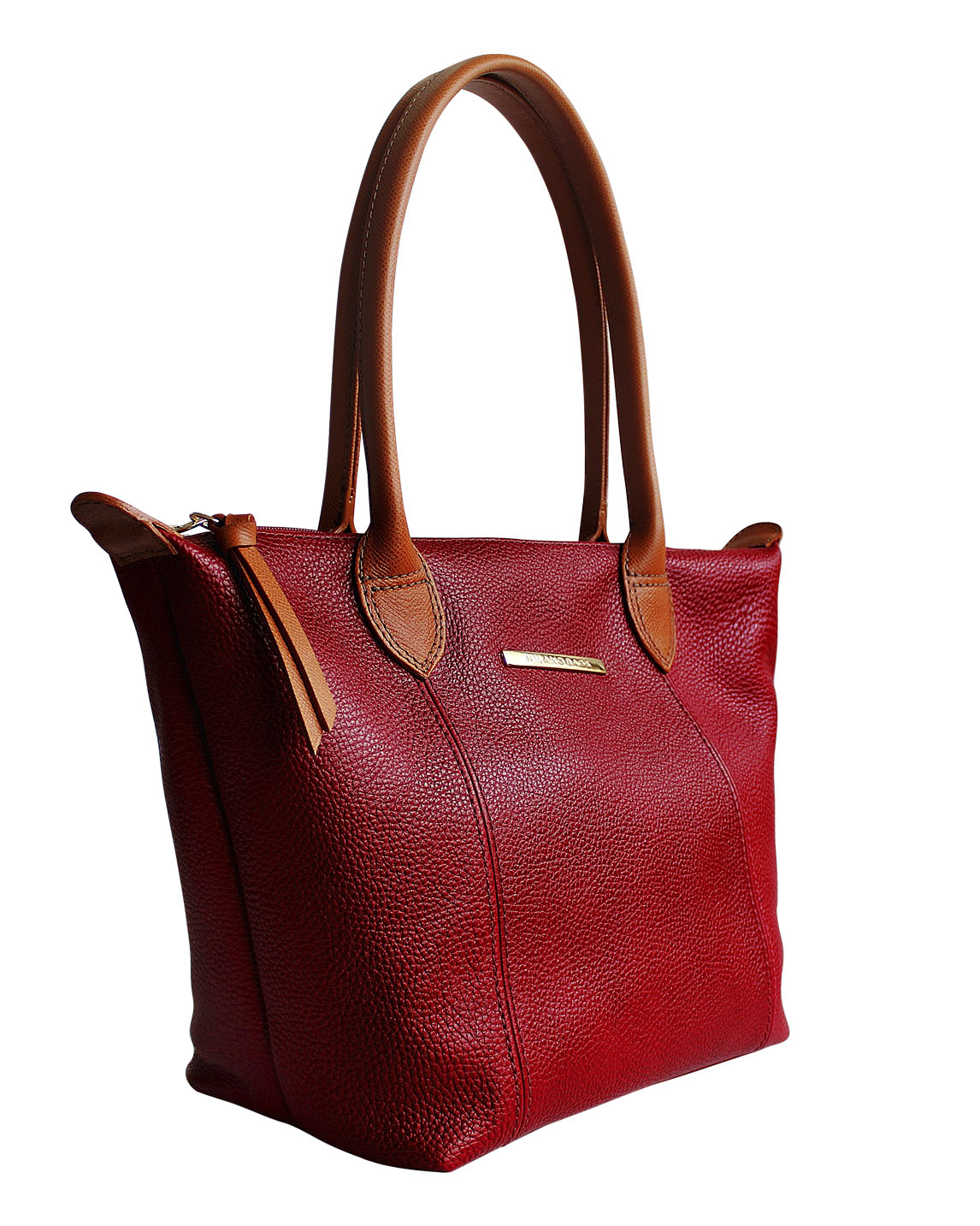Cartera Tote Bags DS-2404 Color Rojo