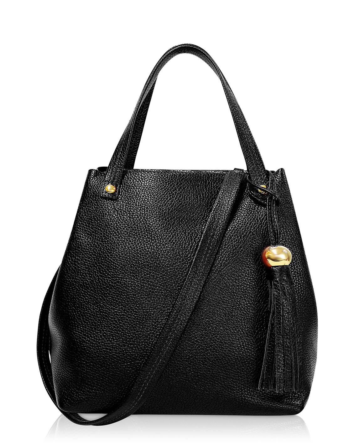 Cartera Tote Bags DS-2582 Color Negro
