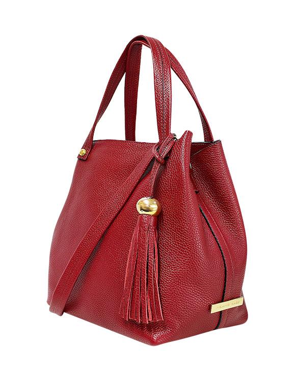 Cartera Tote Bags DS-2582 Color Rojo
