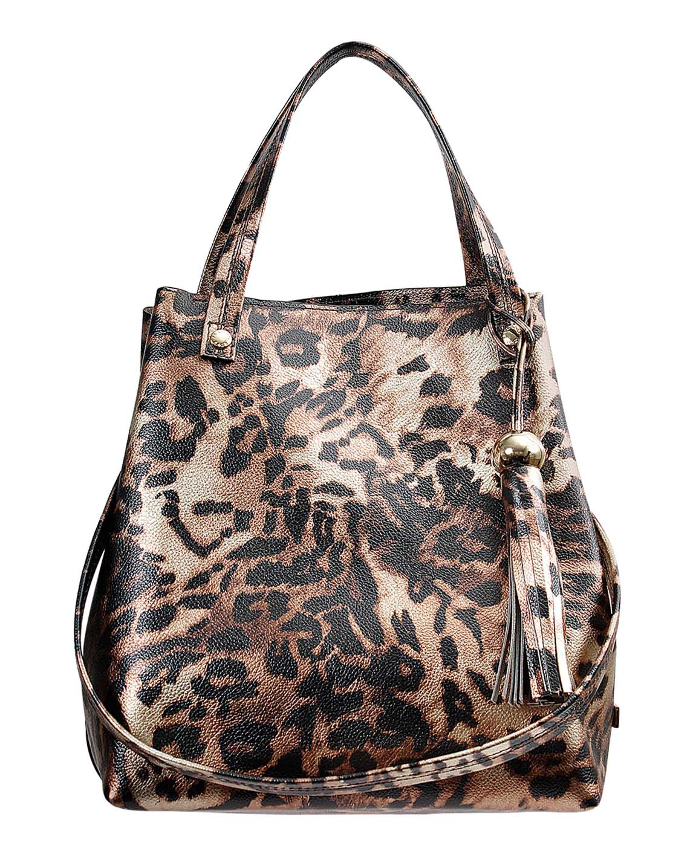 Cartera Tote Bags DS-2782 Color Marrón